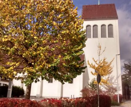 Friedenskirche Schwalbach